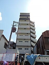大阪府大阪市西成区出城1丁目の賃貸マンションの外観