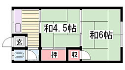 手柄駅 2.0万円