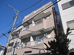 東京都立川市高松町3丁目の賃貸マンションの外観