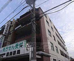 京都府京都市左京区聖護院川原町の賃貸マンションの外観
