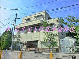 クレセントマンション[1階]の外観