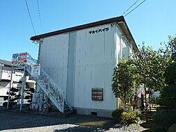 酒井ハイツ[103号室]の外観