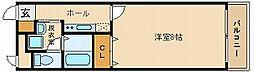 アンプルールフェールリアライフ2[1階]の間取り
