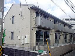 ロイヤルヴィラ栄谷[2階]の外観