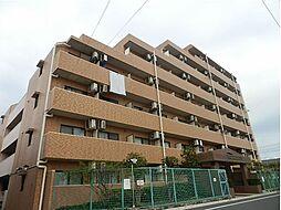 ライオンズマンション東新小岩[1階]の外観