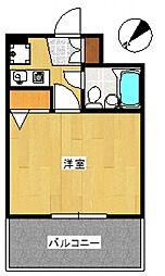 クリオ菊名壱番館[4階]の間取り