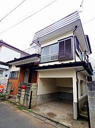 [一戸建] 埼玉県所沢市林3丁目 の賃貸【/】の外観