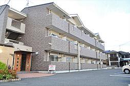 京都府京田辺市東西神屋の賃貸マンションの外観