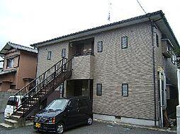 ハイツ成田[102号室]の外観