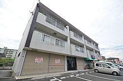 福岡県北九州市小倉南区上吉田1丁目の賃貸アパートの外観