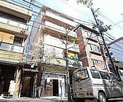 京都府京都市中京区木屋町通三条上る上樵木町の賃貸マンションの外観