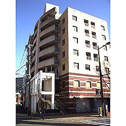 福岡県北九州市小倉北区香春口2丁目の賃貸マンションの外観