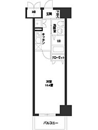フェニックスレジデンス堺東[0808号室]の間取り