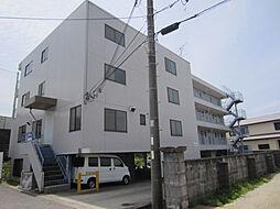大阪府阪南市和泉鳥取の賃貸マンションの外観