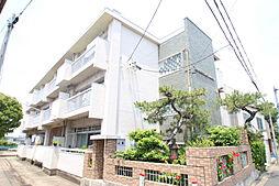愛知県名古屋市瑞穂区下山町2丁目の賃貸マンションの外観