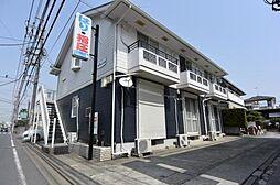 神奈川県横浜市泉区中田北1丁目の賃貸アパートの外観