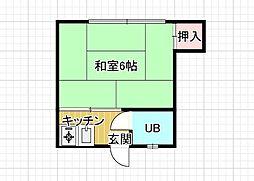 【敷金礼金0円!】内浜コーポ