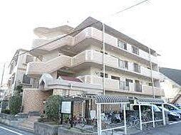 エクシード上野芝[4階]の外観