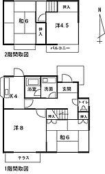 磐田駅 6.0万円