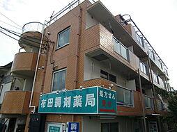 東京都調布市国領町5丁目の賃貸マンションの外観