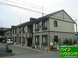 フレグランス藤井A棟[202号室]の外観