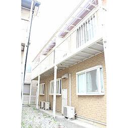 東京都足立区綾瀬3丁目の賃貸アパートの外観