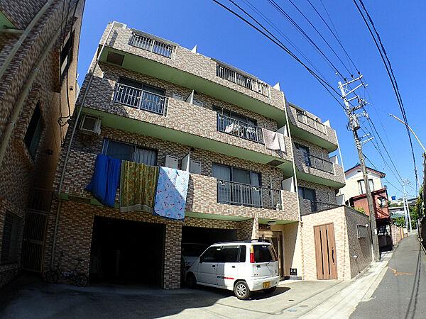 横浜元町ガーデン18[205号室]の外観