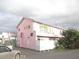 グレイス東百合ヶ丘2番館[2階]の外観