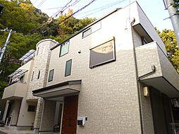 [一戸建] 兵庫県神戸市中央区山本通4丁目 の賃貸【/】の外観