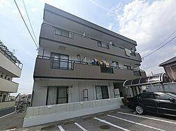 千葉県千葉市稲毛区稲毛東2丁目の賃貸マンションの外観