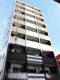 東京都板橋区本町の賃貸マンションの外観