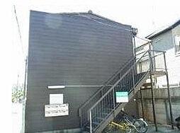 東京都杉並区清水2の賃貸アパートの外観