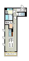 仮)柏たなかPJB11-C棟[2階]の間取り