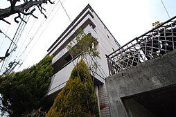 トワピエスつつじヶ丘[3階]の外観