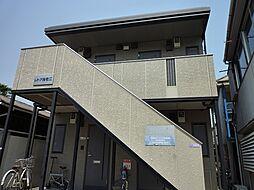 大阪府大阪市福島区海老江3丁目の賃貸アパートの外観
