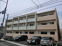 兵庫県尼崎市武庫之荘8丁目の賃貸マンションの外観