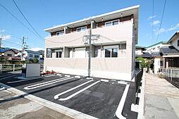 広島県廿日市市串戸3丁目の賃貸アパートの外観