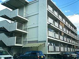 内海コーポ[305号室]の外観