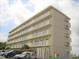ファミールマンション広川[502号室]の外観