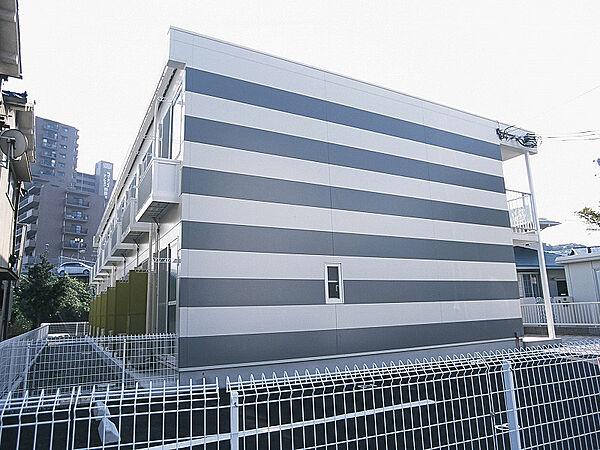 レオパレスシャローム 2階の賃貸【兵庫県 / 神戸市北区】