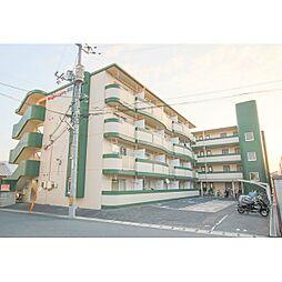 岡山県岡山市中区中井1丁目の賃貸マンションの外観