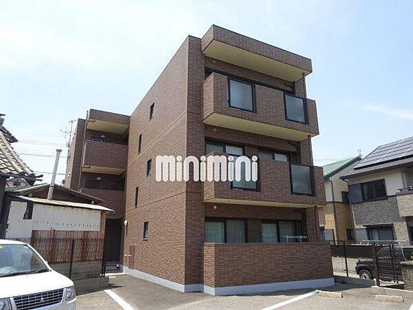 ヴィラグランデII 3階の賃貸【愛知県 / 東海市】