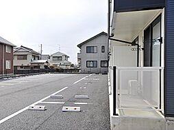 レオパレストルネード 舞阪[210号室]の外観
