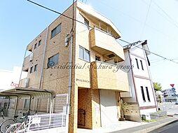 神奈川県藤沢市亀井野1丁目の賃貸マンションの外観