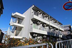ガレッジハイツII[5階]の外観