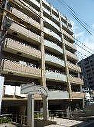アリコベール横浜[602号室]の外観