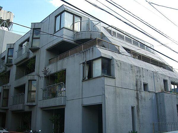 宮町マンションファラオ[402号室]の外観