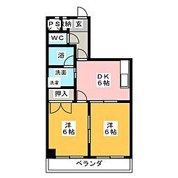 【敷金礼金0円!】ハイツフィレンツェ