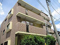 愛知県名古屋市千種区振甫町4丁目の賃貸マンションの外観