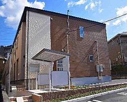愛知県名古屋市緑区亀が洞2丁目の賃貸アパートの外観